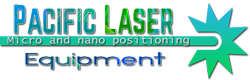 Pacific Laser Equipment Logo